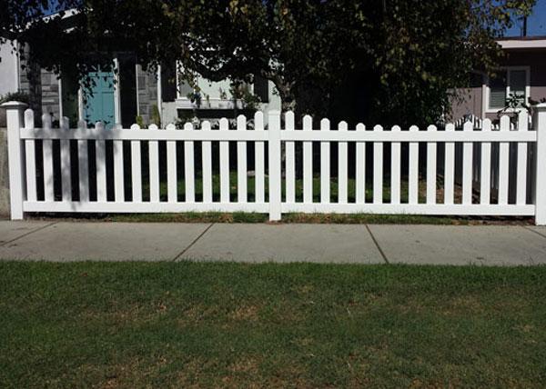 Fence Contractor Santa Monica Ca Chain Link Iron Wood