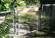 Chain Link Fences Amp Gates Los Angeles Ca Security