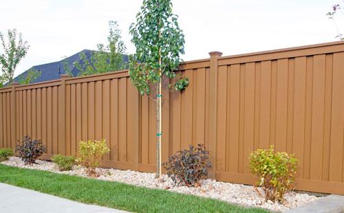 Composite Fencing Los Angeles Ca Trex Fence