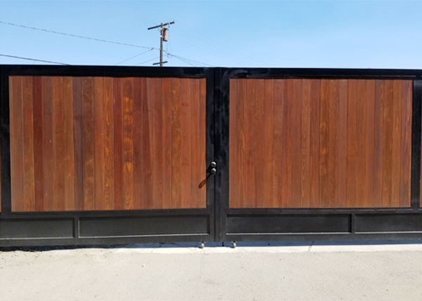 Custom Gate Installation in Long Beach, CA
