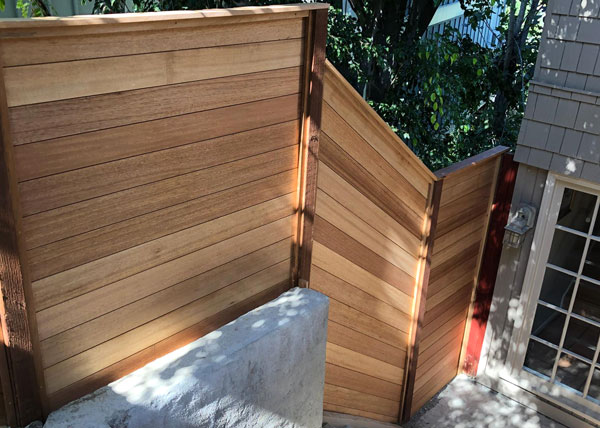 Wood Fence in Los Angeles, CA