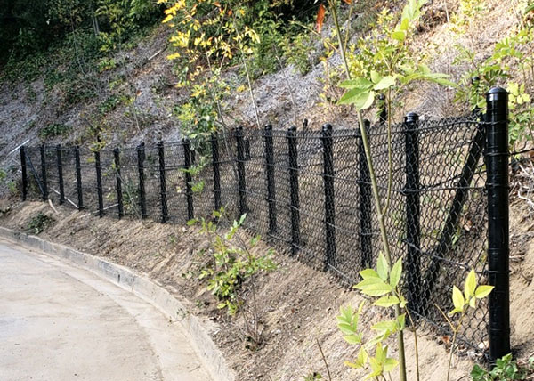 Chain Link Fencing in Beverly Hills, CA