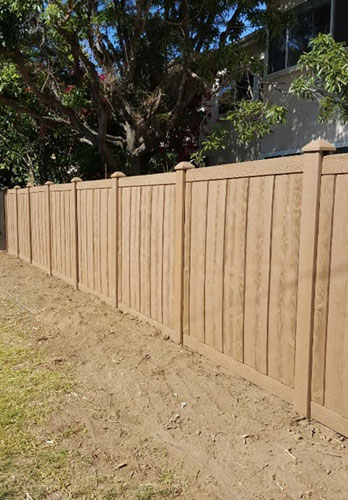Privacy Fence in Long Beach, CA