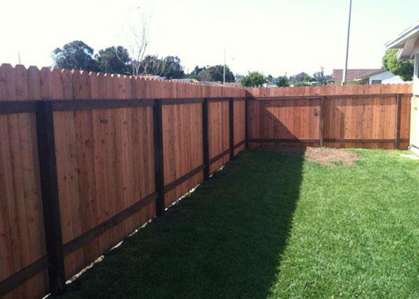 Wood Fences Amp Gates Gallery Los Angeles County Ca