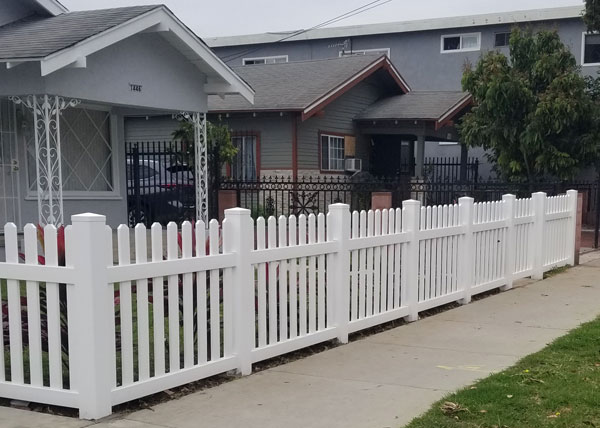 Picket Fence Long Beach, CA