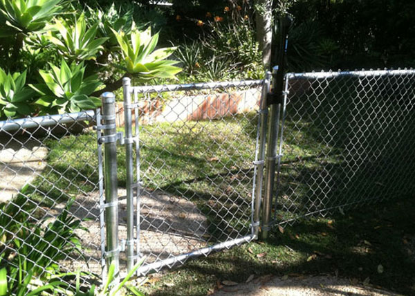 J J Fence Chain Link Fence Gallery Chain Link Fence Installation