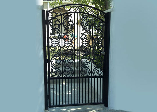 Iron Security Fences Amp Gates Gallery Los Angeles County