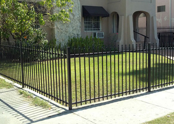 How To Install Iron Fence Droughtrelief Org