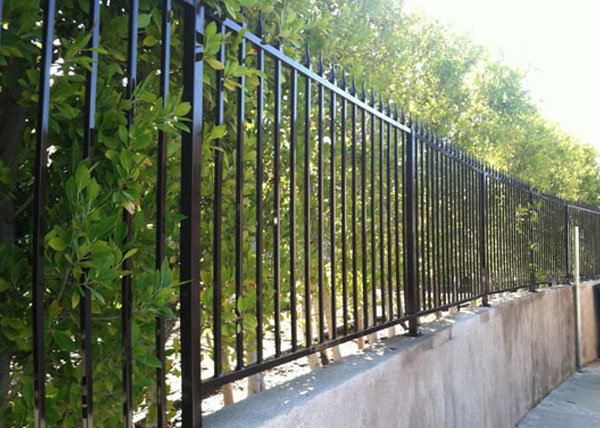 Iron Security Fences Gates Gallery Los Angeles County Ca Fencing Contractor