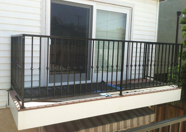 Balcony Railing Installers in Orange County, California