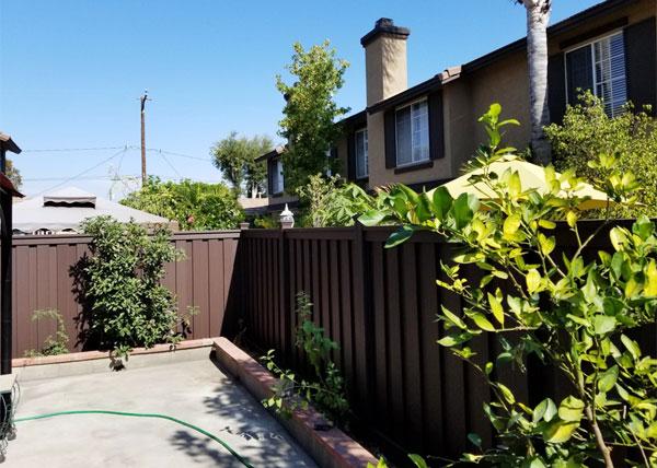 J Amp J Fence Composite Fence Gallery Trex Fence