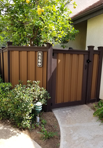 Highly Durable, Low-Maintenance Trex Fences