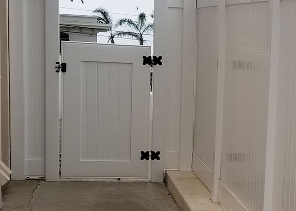 Privacy Gate in Palos Verdes, CA