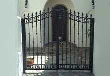 Electric Motorized Amp Access Control Gates Los Angeles