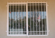 Window Security Iron Bars ...