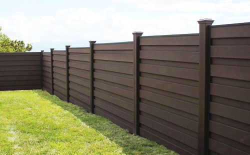 Composite Fencing Los Angeles Ca Trex Fence