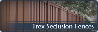 Trex Seclusions Wood Fencing