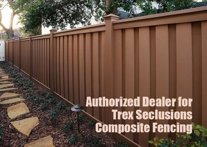 Trex Seclusions Composite Fence