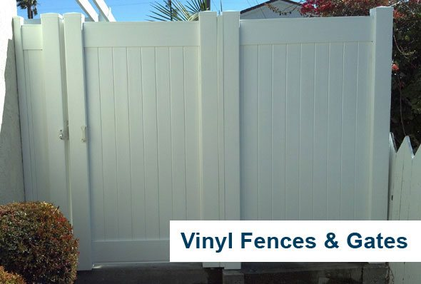 Chain Link Iron Wood Vinyl Fencing Los Angeles County Ca Gates