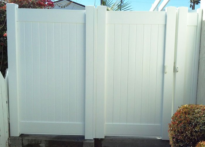 Lakewood Vinyl Fence Gate