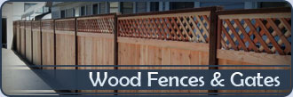 Chain Link Iron Wood Vinyl Fencing Los Angeles County