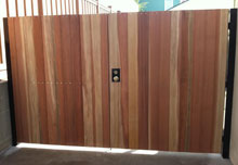 Wooden Rolling Gates